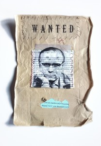 Collage WANTED: Paul Slowikowski