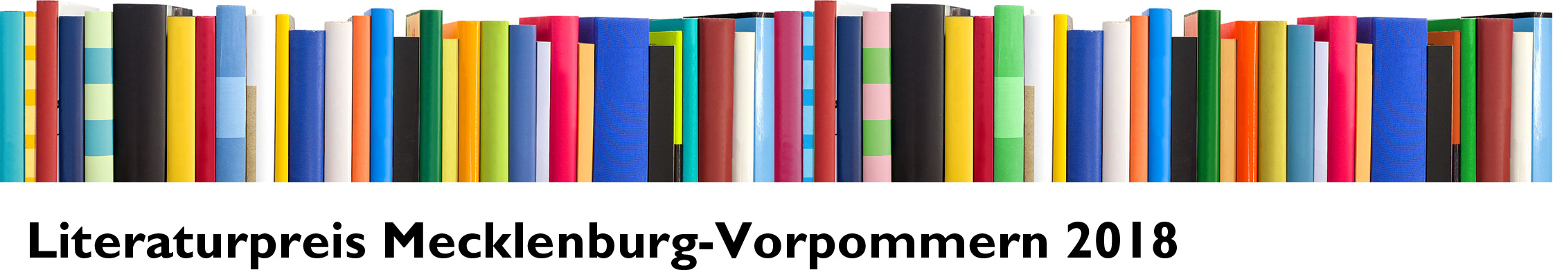 Literaturpreis Mecklenburg-Vorpommern 2018: jetzt bewerben!